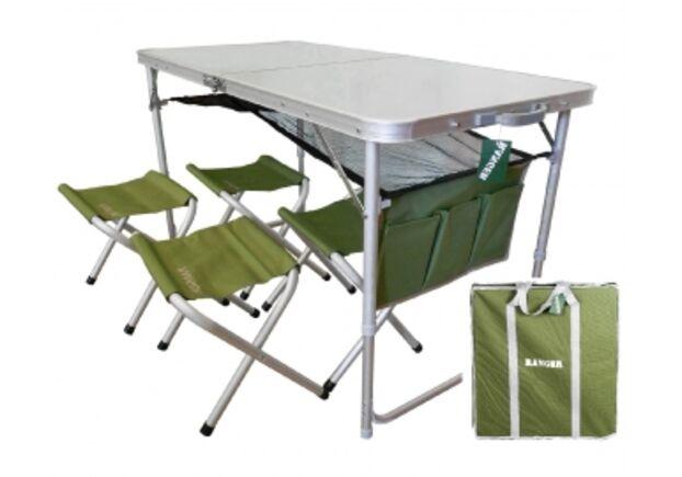 Комплект мебели складной  Ranger TA 21407+FS21124  - Фото №1