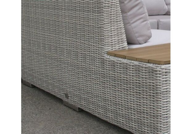 Комплект мягкой мебели Эль из искусственного ротанга Cruzo - Фото №2