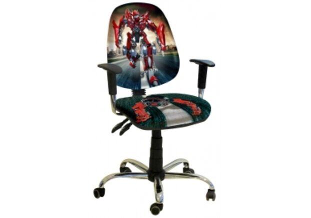 Кресло Бридж Хром Дизайн №16 Трансформер - Фото №1