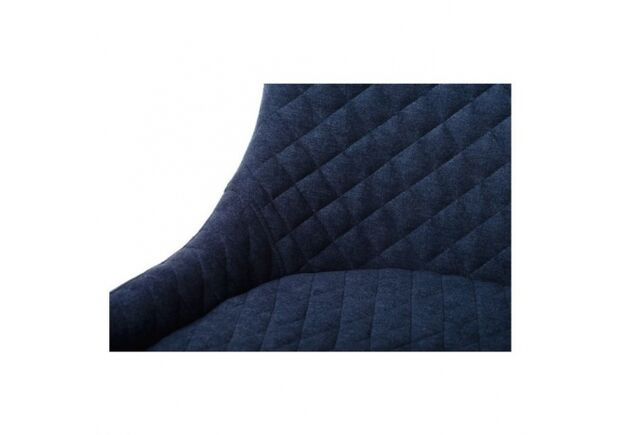 Стул М-20 синий шенилл - Фото №2