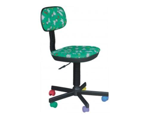 Кресло детское Бамбо Далматинцы зеленые - Фото №1