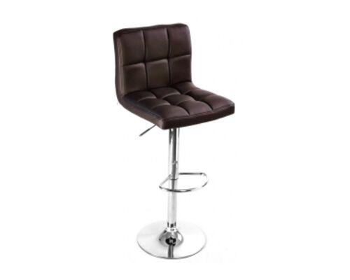 Барный стул Даниэль коричневый - Фото №1