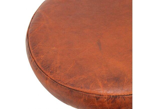 Барный стул Диана коричневый - Фото №2