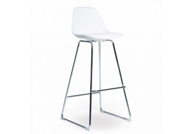 Барный стул Бриз белый - Фото №1