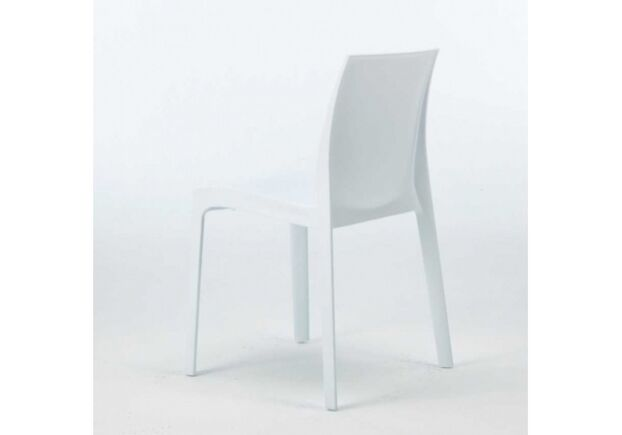 Стул пластиковый ROME white (Рим белый) - Фото №2