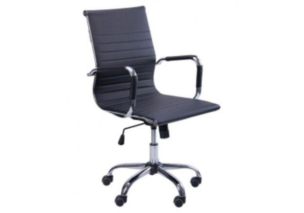 Кресло Slim LB (XH-632B) черный - Фото №1