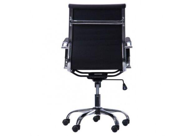 Кресло Slim LB (XH-632B) черный - Фото №2