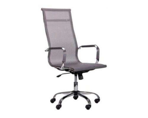 Кресло Slim Net HB (XH-633) серый - Фото №1