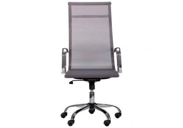 Кресло Slim Net HB (XH-633) серый - Фото №2