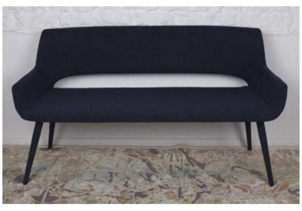 Кресло - банкетка BARCELONA (1310*610*810 текстиль) темно-синий - Фото №1