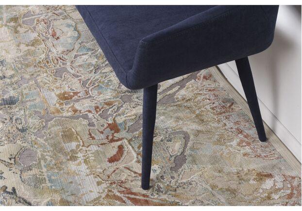 Кресло - банкетка BARCELONA (1310*610*810 текстиль) темно-синий - Фото №2