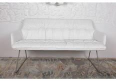 Фото Кресло - банкетка LEON (1550*900*760)  белый