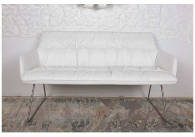 Кресло - банкетка LEON (1550*890*550) белый - Фото №1