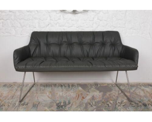 Кресло - банкетка LEON (1550*890*550) темно-серый - Фото №1