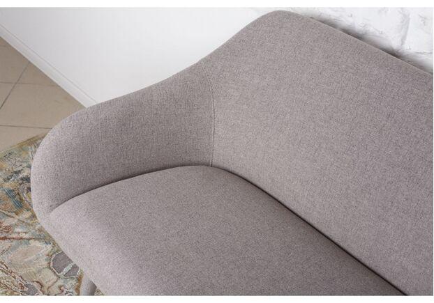 Кресло - банкетка MAIORICA (1310*610*810 текстиль) светло-серый  - Фото №2