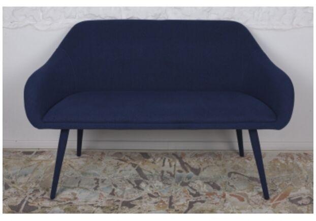 Кресло - банкетка MAIORICA (1310*610*810 текстиль) темно-синий - Фото №1