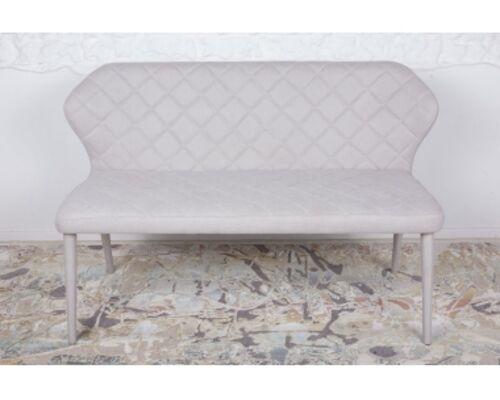 Кресло - банкетка VALENCIA (130*59*85 cm - текстиль) беж - Фото №1