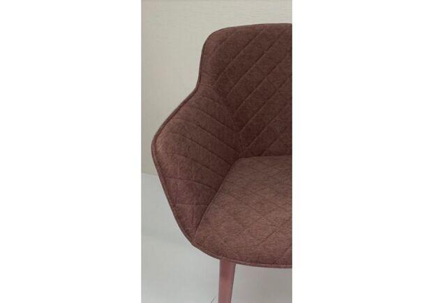 Кресло BAVARIA (58*65*80 cm текстиль) какао - Фото №2