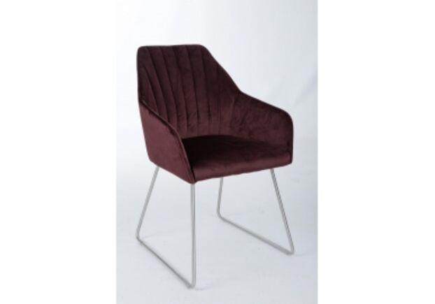 Кресло BENAVENTE (текстиль) гранат - Фото №1