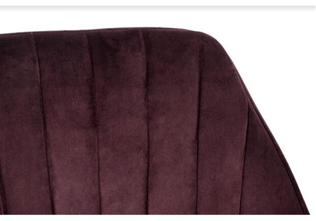 Кресло BENAVENTE (текстиль) гранат - Фото №2