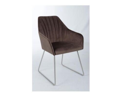 Кресло BENAVENTE (текстиль) мокко - Фото №1