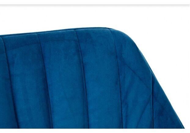 Кресло BENAVENTE (текстиль) синий - Фото №2