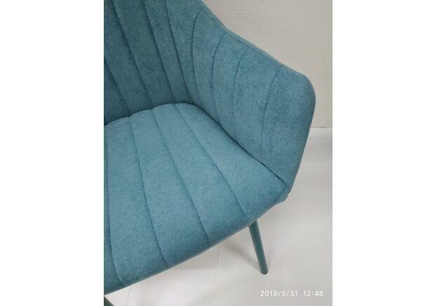 Кресло BONN (64*60*87 cm текстиль) бирюза NEW - Фото №2