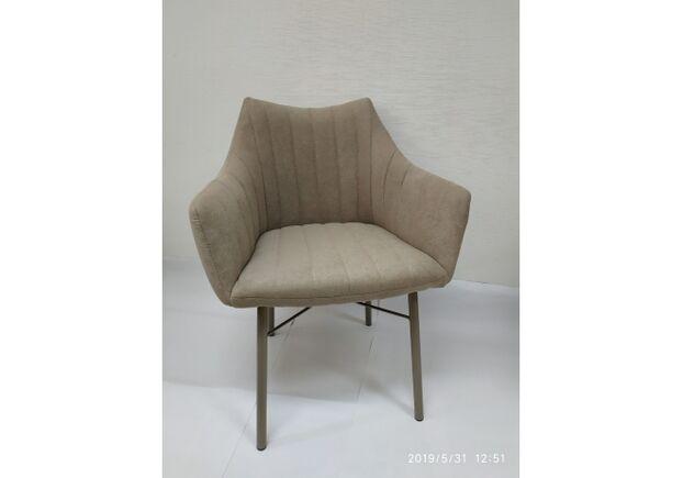 Кресло BONN (64*60*87 cm текстиль) кофейный - Фото №2