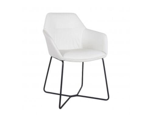 Кресло LAREDO (610*620*880) bl белый - Фото №1