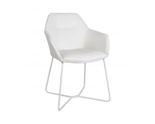 Кресло LAREDO (610*620*880) белый - Фото №1