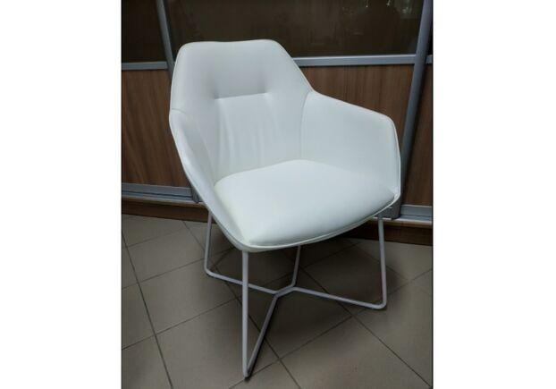 Кресло LAREDO (610*620*880) белый - Фото №2