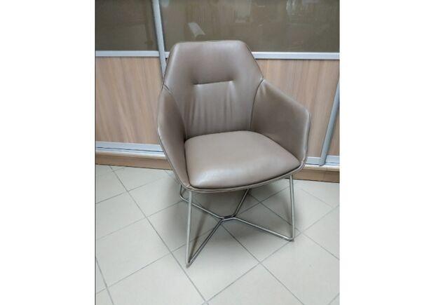 Кресло LAREDO (610*620*880) молочный шоколад - Фото №2