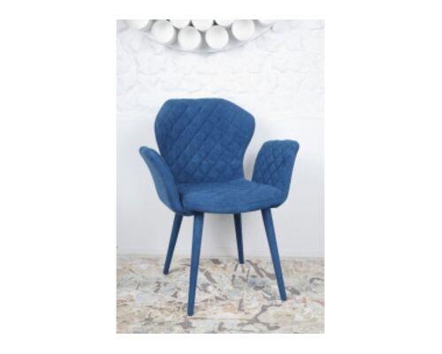 Кресло VALENCIA (60*68*88 cm - текстиль) бирюза - Фото №1
