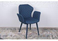 Фото Кресло VALENCIA (60*68*88 cm - текстиль) синий