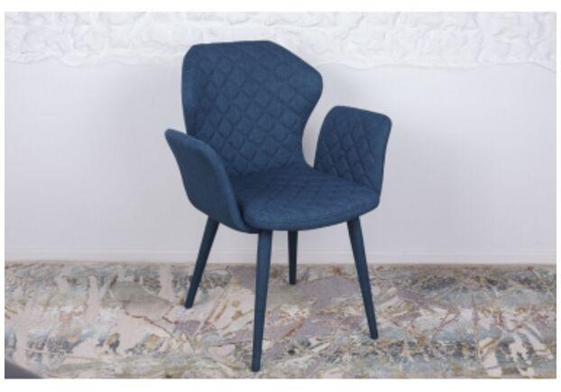 Кресло VALENCIA (60*68*88 cm - текстиль) синий - Фото №1