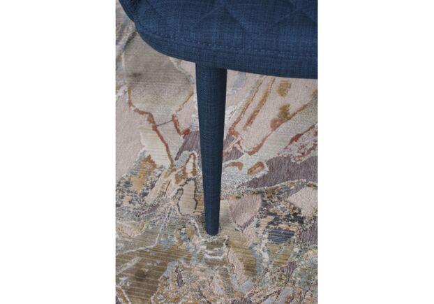 Кресло VALENCIA (60*68*88 cm - текстиль) синий - Фото №2
