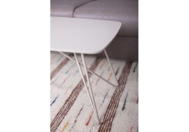 Стол журнальный LYON b (120*50*47*1.8) капучино - Фото №2