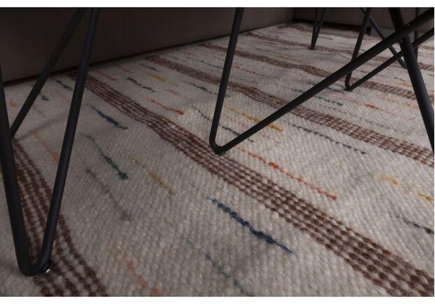 Стол журнальный LYON s (60*60*41*1.8) орех - Фото №2