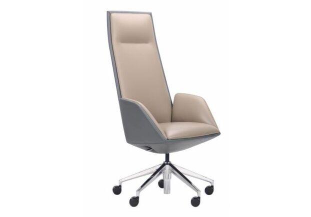 Кресло Domenik Beige/Grey - Фото №1
