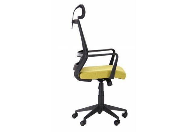 Кресло Radon черный/оливковый - Фото №2