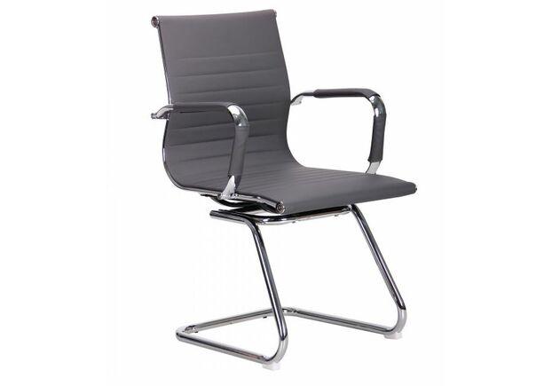 Кресло Slim CF (XH-632C) серый - Фото №1