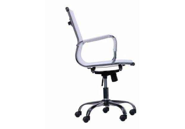 Кресло Slim Net LB (XH-633B) белый - Фото №2