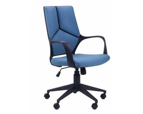 Кресло Urban LB черный/синий - Фото №1