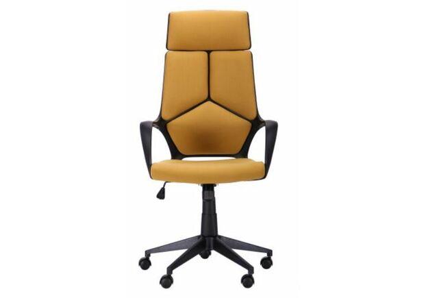 Кресло Urban HB черный/горчичный - Фото №1