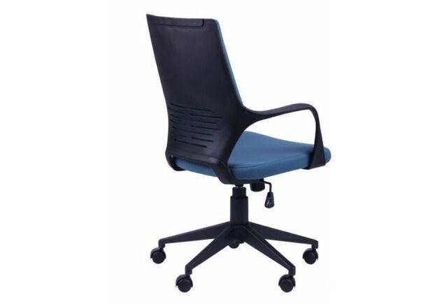 Кресло Urban LB черный/синий - Фото №2