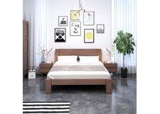 Кровать из натурального дерева Милан 1400х2000 мм