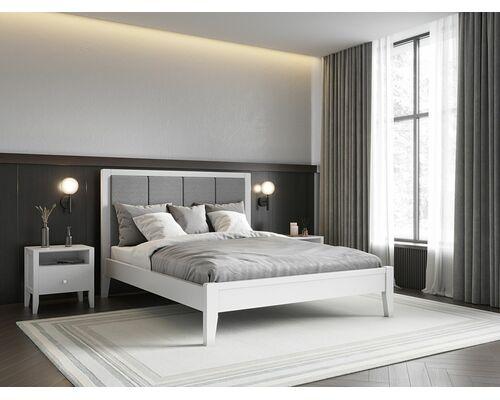 Кровать из натурального дерева Верона 1400х2000 мм - Фото №1