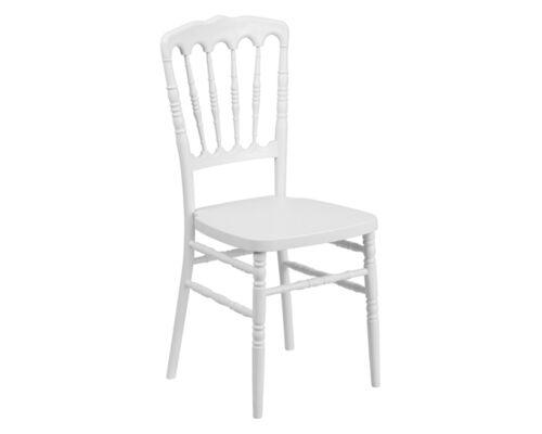 Стул Наполеон, пластиковый, цвет белый - Фото №1