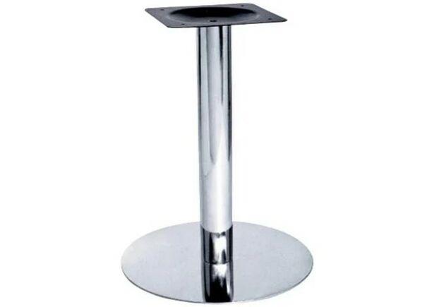 Опора для стола хром SH72 - Фото №1
