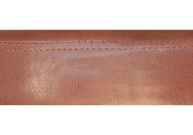 Стул барный Винтаж коричневая экокожа - Фото №2